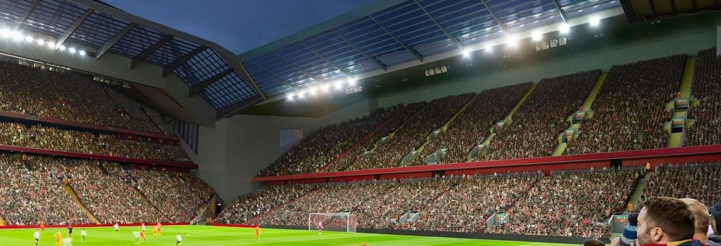 Anfield Road redevelopment - image 1