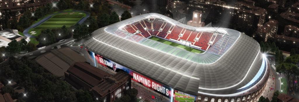 Bologna to redevelop Stadio Dall'Ara