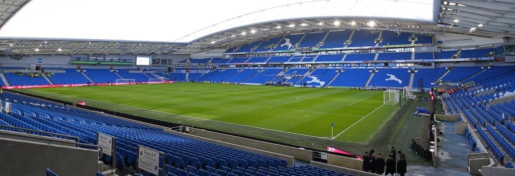 Brighton to increase capacity of Amex Stadium