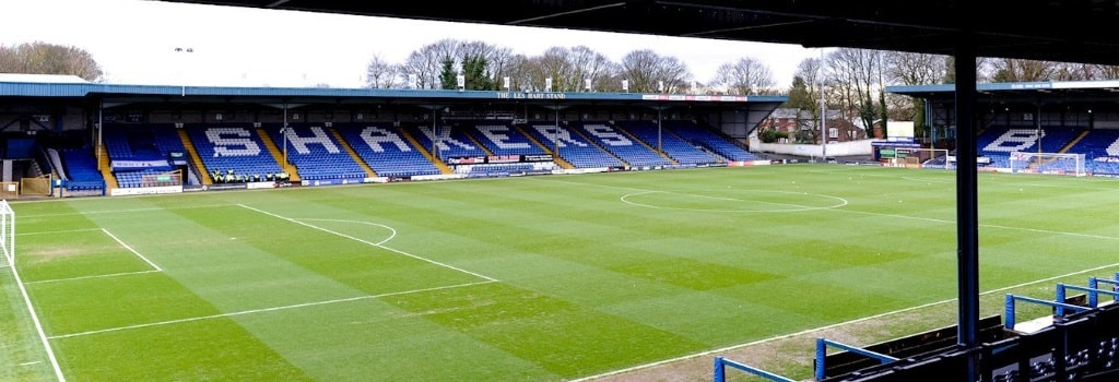 Bury expelled from the EFL