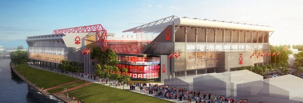 Plans for City Ground revamp delayed