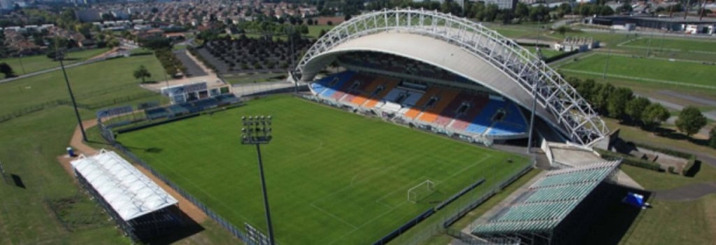 Clermont Foot expand stadium for Ligue 1 debut