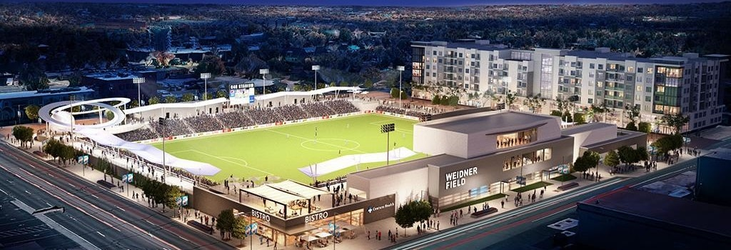 Colorado Springs Switchbacks break ground on new stadium