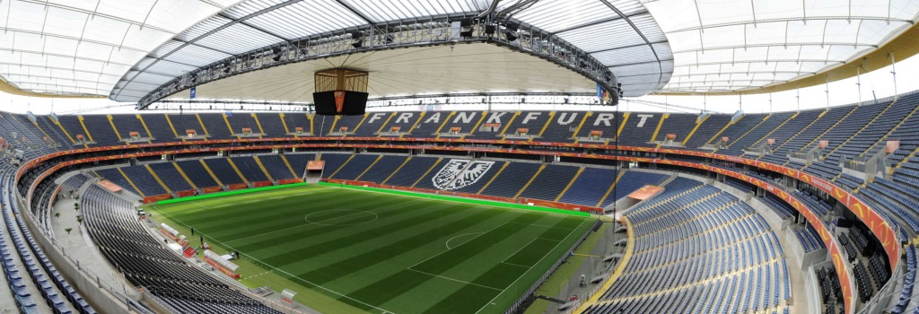Eintracht Frankfurt to increase Commerzbank Arena capacity to 60,000