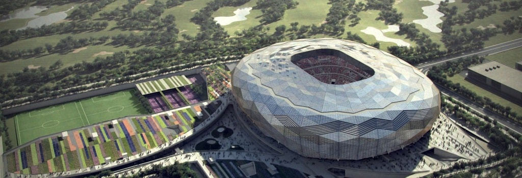 Qatar 2022 stadium opening delayed
