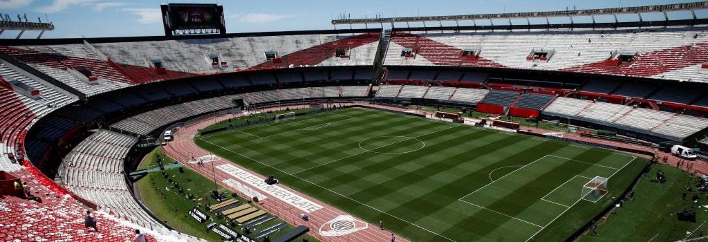 River Plate return to El Monumental after stadium works completed