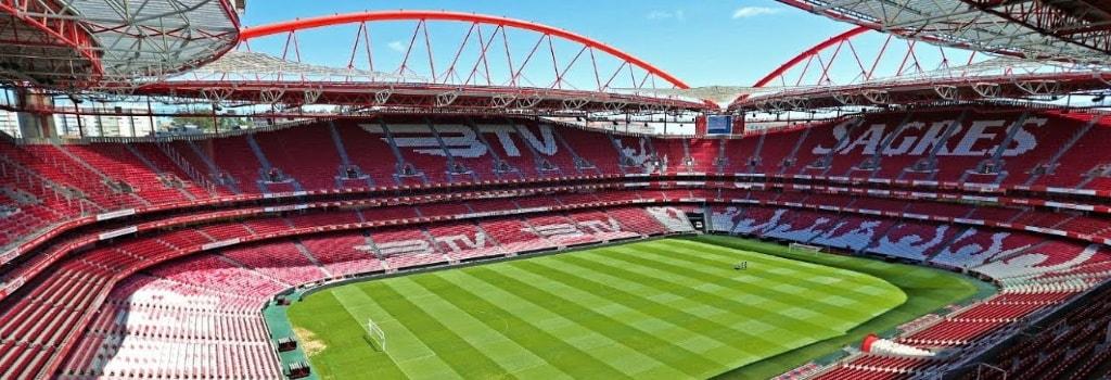Champions League mini tournament in Lisbon