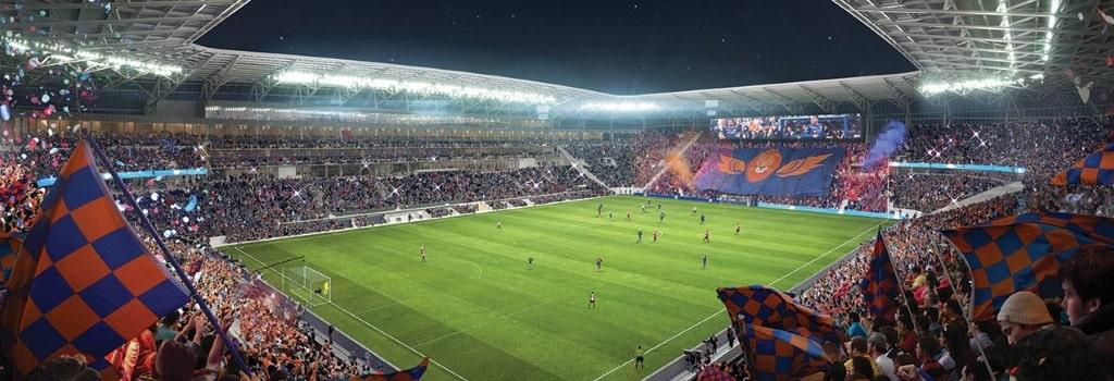 FC Cincinnati reveal plans for new $250m stadium