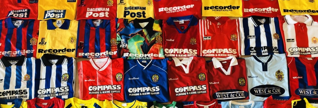 New Twitter account for football shirt collectors