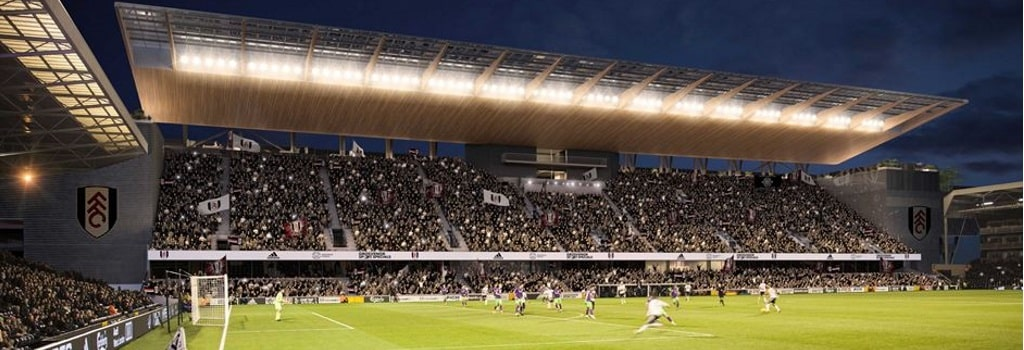 Fulham to start work on new Riverside Stand
