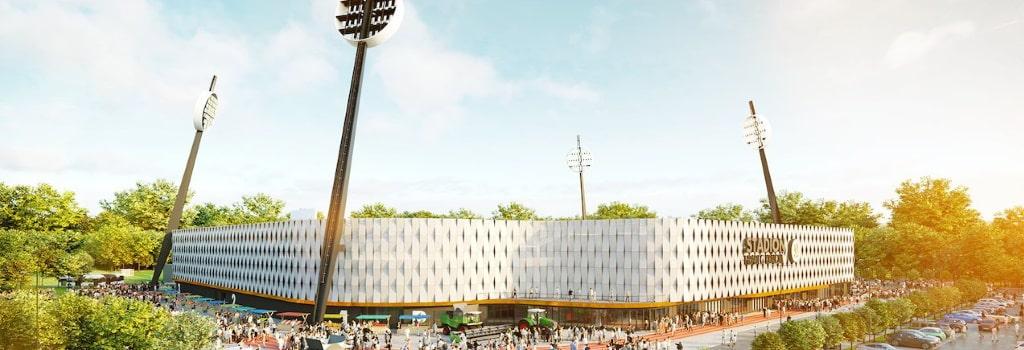 New stadium planned for Czech side Hradec Kralove