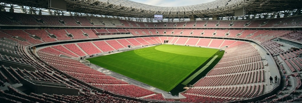 Hungary's new national stadium officially opened