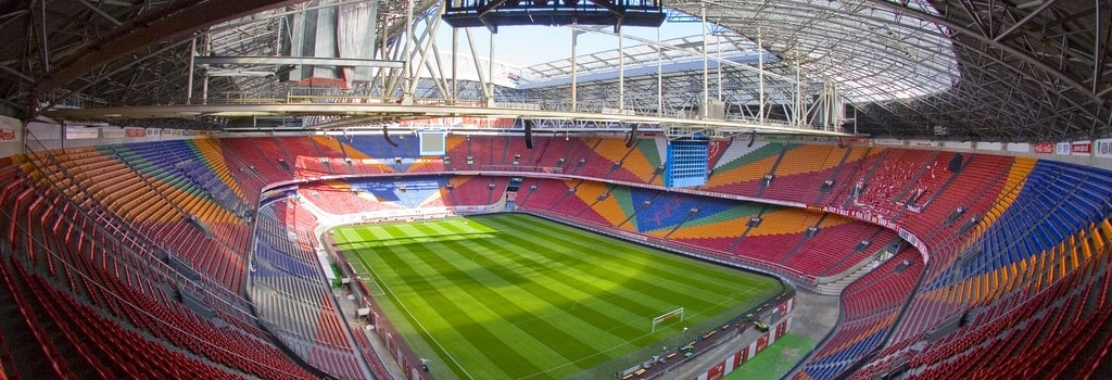 Ajax to increase capacity of Johan Cruyff ArenA