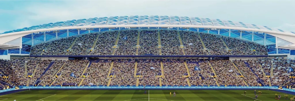 Leicester to increase King Power Stadium capacity to 40,000