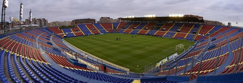 Levante to further redevelop Estadi Cuitat de Valencia