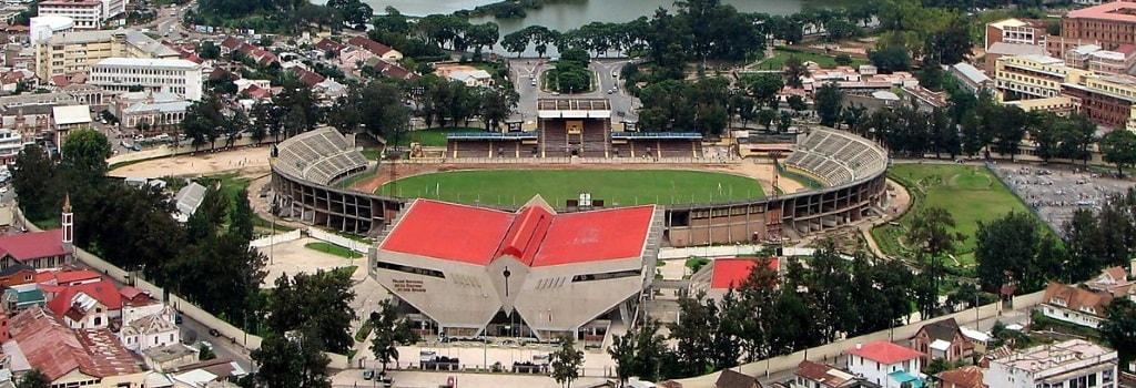 Madagascar's National Stadium to be increased to 40,000 capacity