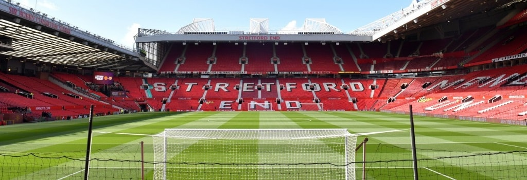 Safe standing plans approved for Old Trafford