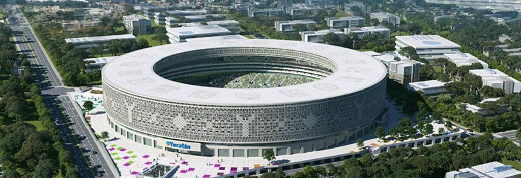 Plans for new 27,000 seater stadium in Mexico