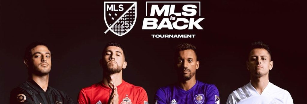 MLS season resumes with tournament at Disney World