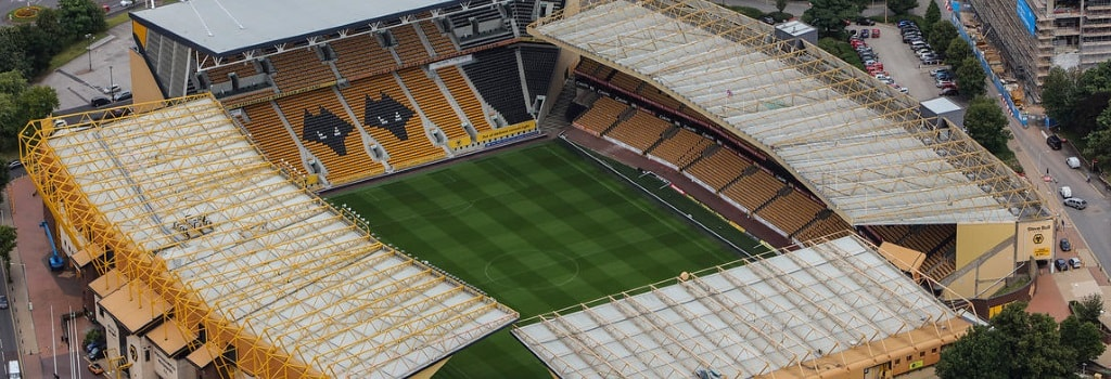 Wolves exploring temporary Molineux expansion