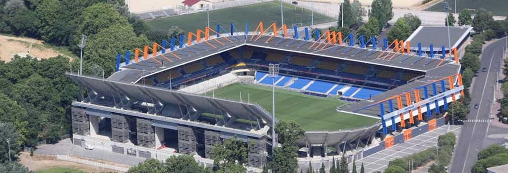 Montpellier select site for new stadium