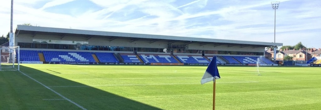 Macclesfield FC unveil plans for changes to Moss Rose