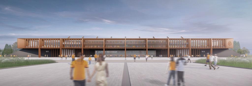 Cambridge United reveal new stadium designs