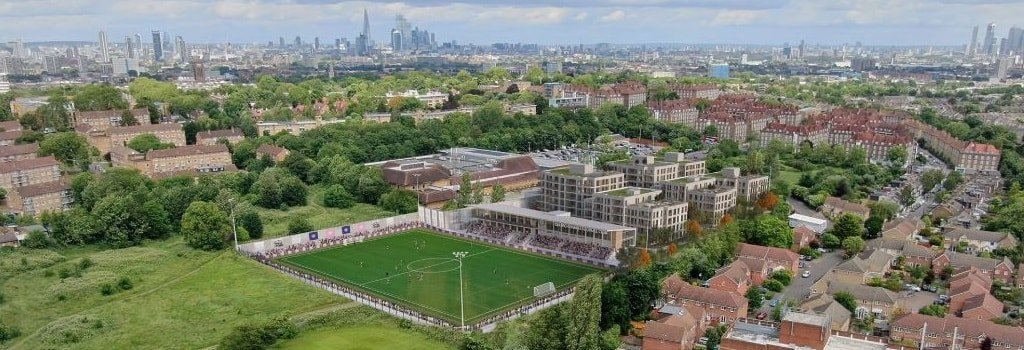 Dulwich Hamlet get planning permission for new 4,000 capacity stadium