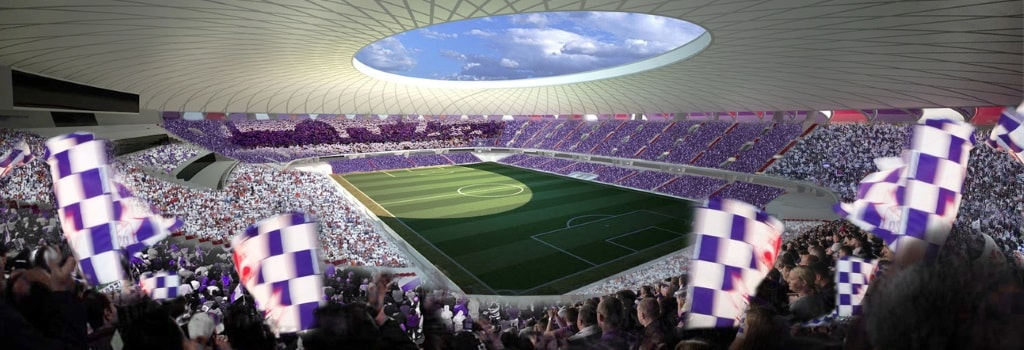 Potential designs revealed for new Fiorentina stadium