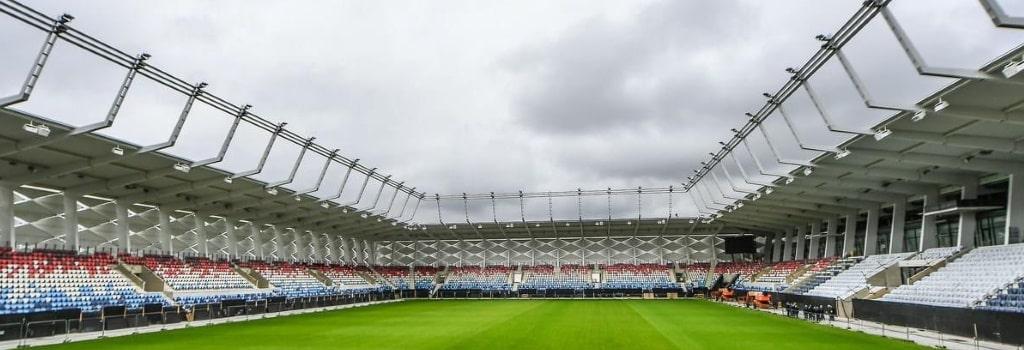 New Luxembourg National Stadium Opens