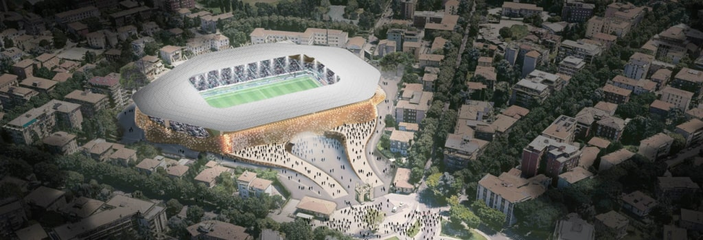 Parma's stadium to be redeveloped