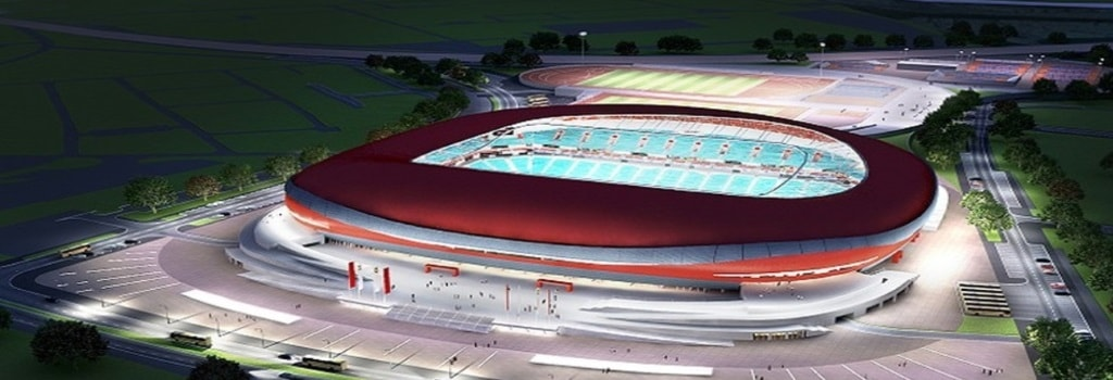 New Serbian national stadium cancelled due to COVID-19