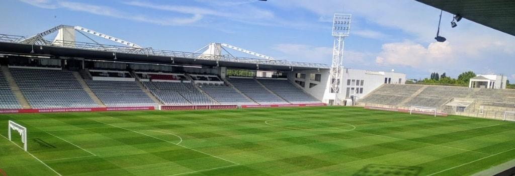 Nimes set to demolish and rebuild current stadium