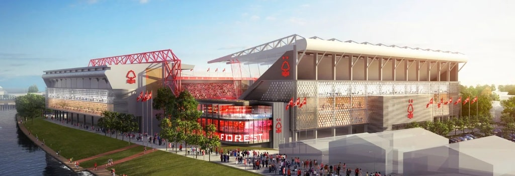 Plans to redevelop the City Ground