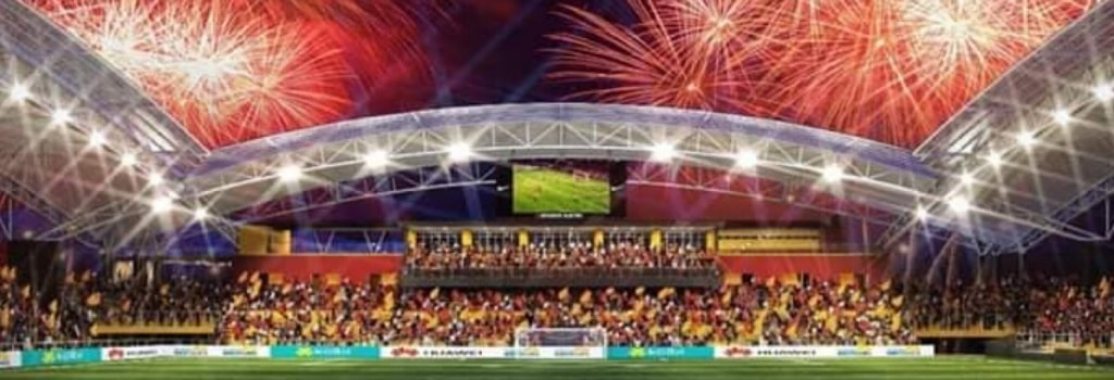 New 16,000 seater stadium to be built in Costa Rica