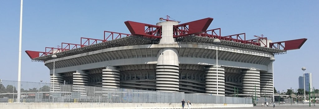 San Siro's capacity cut amid safety fears`