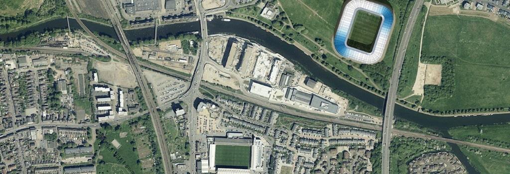 Peterborough United submit new stadium plans