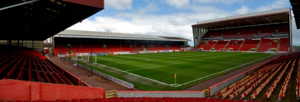 Aberdeen put new stadium plans on hold and reduce capacity of Pittodrie
