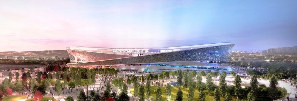 2 possible designs revealed for San Siro replacement