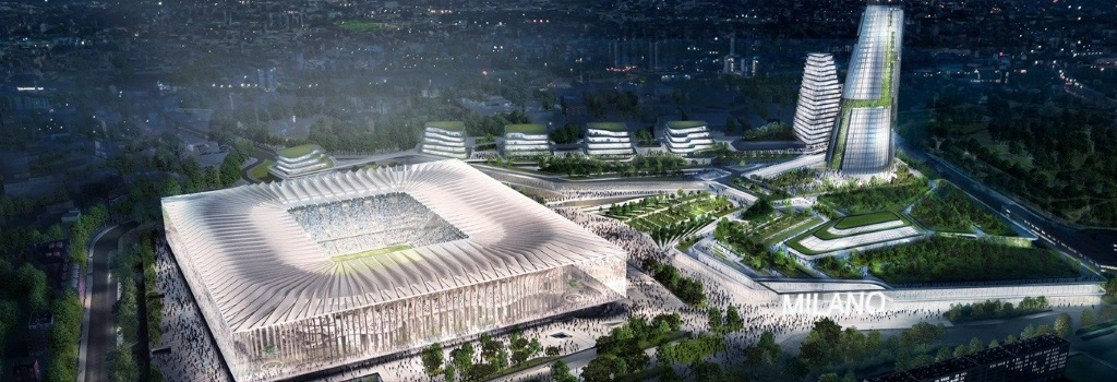 Alternative design for new San Siro