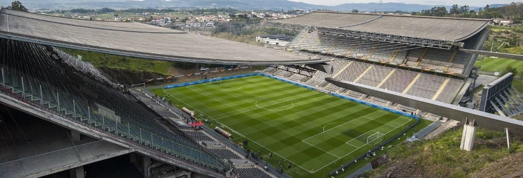Braga targeting new stadium