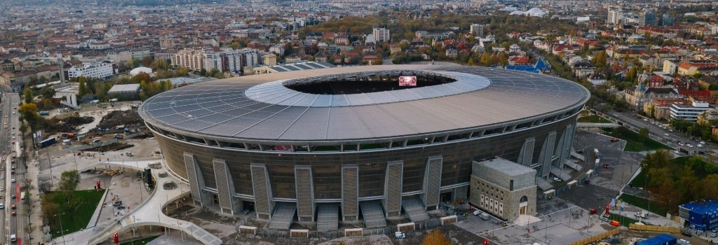 Puskas Arena to host Europa League 2022 Final