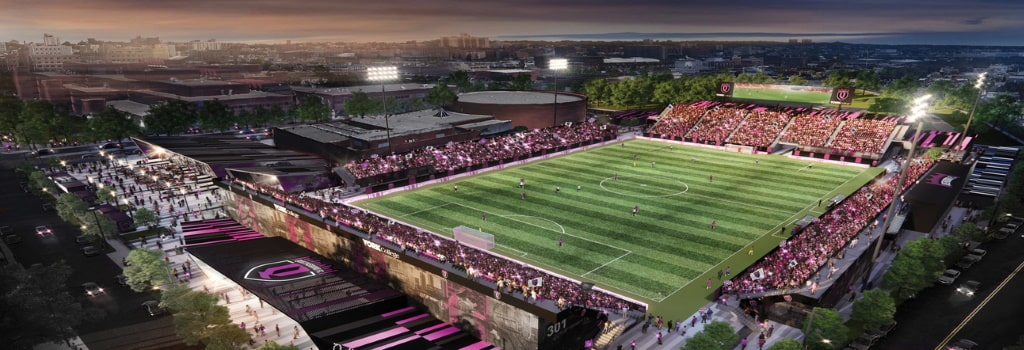 New York to build first soccer specific stadium