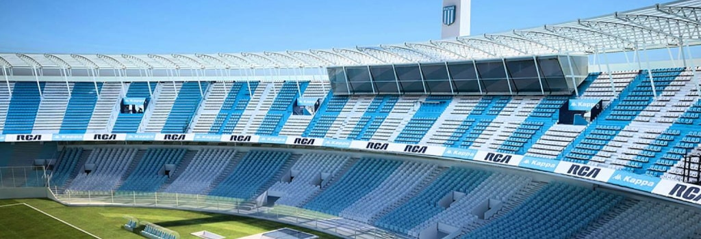 Argentinian side to modernise 61,000 capacity stadium