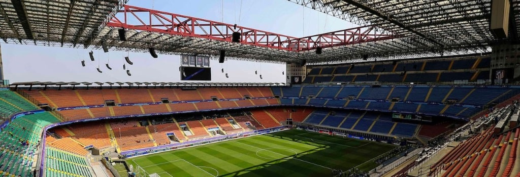 Milan giants plan to leave San Siro