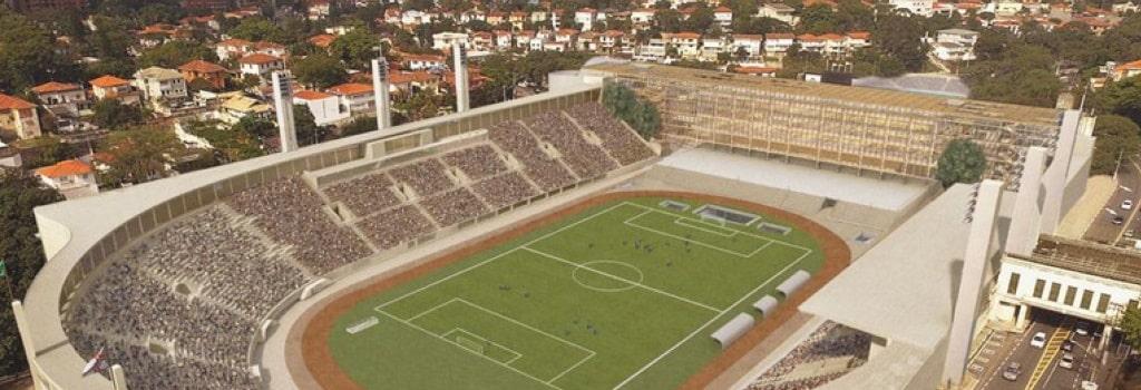 Sao Paulo's Estadio do Pacaembu set for renovation