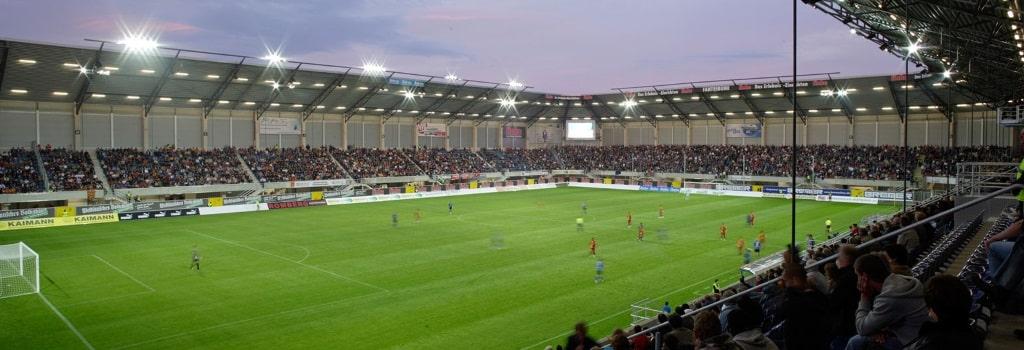 SC Paderborn to increase stadium capacity