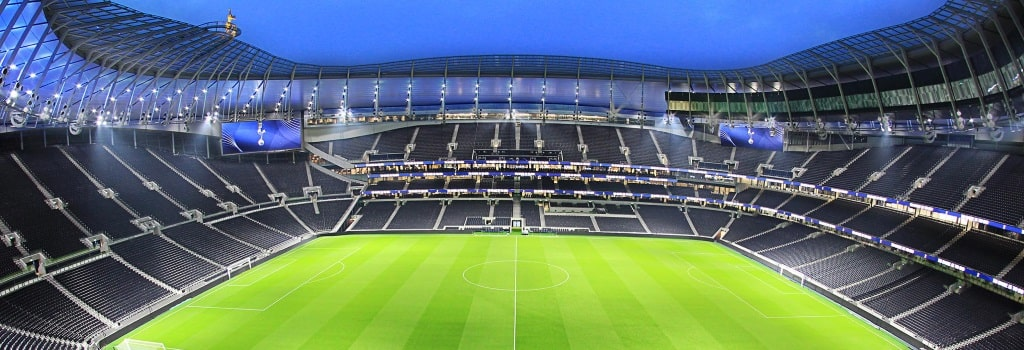Spurs' stadium capacity increase