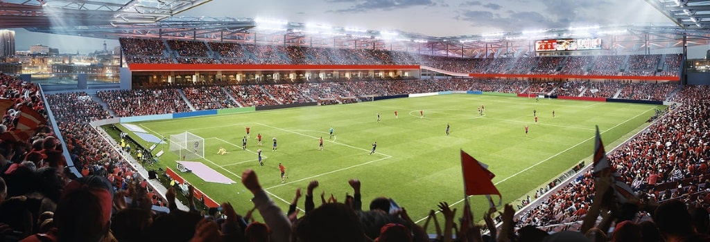 St Louis confirmed as newest MLS expansion team