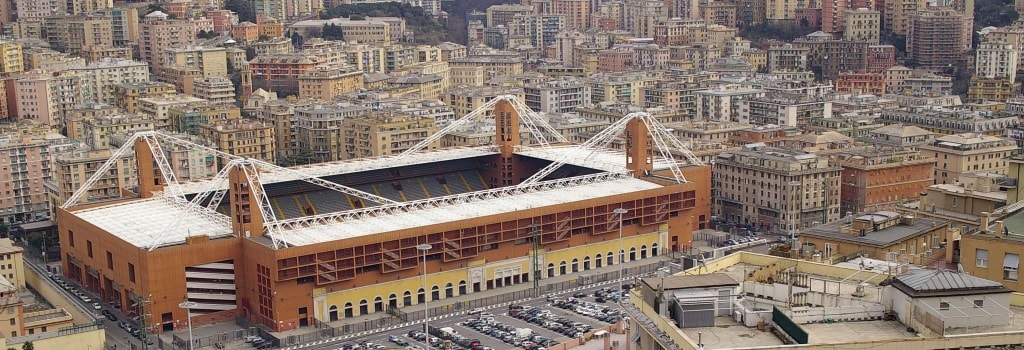 Genoa Mayor puts Stadio Luigi Ferraris up for sale